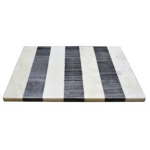 Nolette Marble Cutting Board ByMercury Row