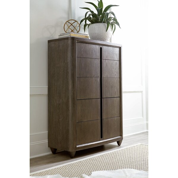 Hackney 6 Drawer Chest by Gracie Oaks