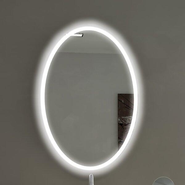 Paris Mirror Oval Backlit Bathroom Vanity Wall Reviews