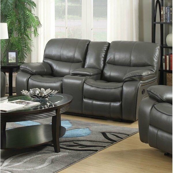 Online Purchase Pascal Reclining Loveseat by Red Barrel Studio by Red Barrel Studio