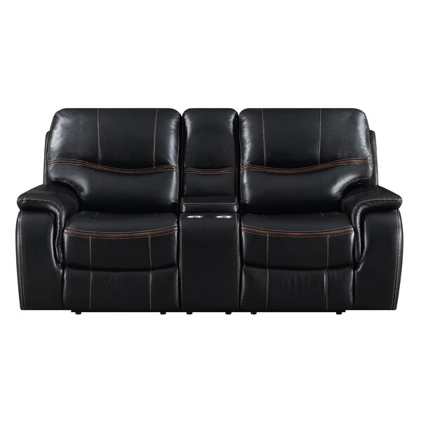 Vigo Reclining Loveseat by E-Motion Furniture