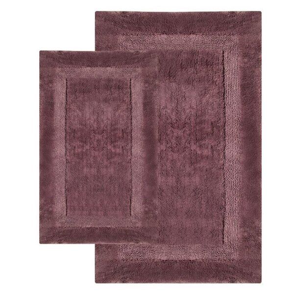 Deshawn Contemporary Bath Rug Set (Set of 2) by Alcott Hill