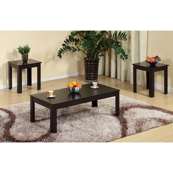 Newdale Creative 3 Piece Coffee Table Set by Ebern Designs Ebern Designs