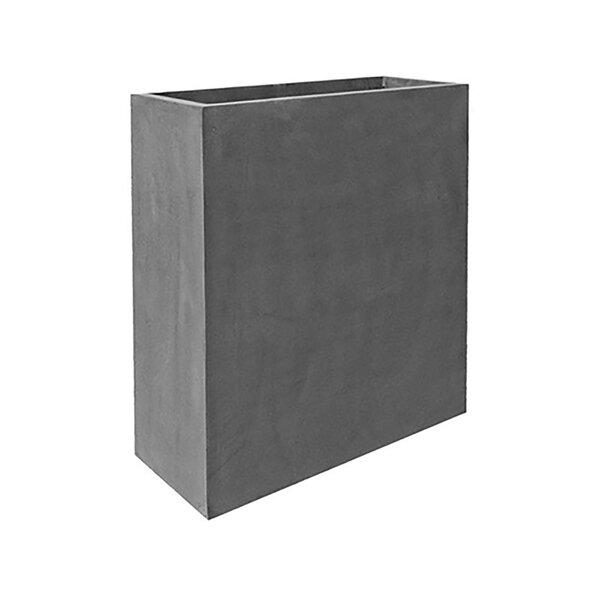 Cronan Long Rectangular Fiberstone Planter Box by Orren Ellis