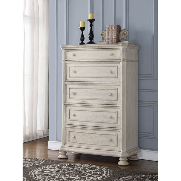 Great price Piland 5 Drawer Chest By One Allium Way Spacial Price