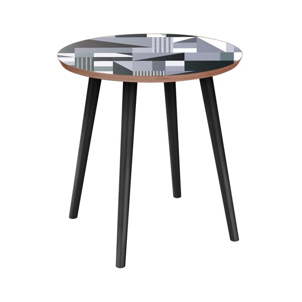 Rhem End Table by Brayden Studio
