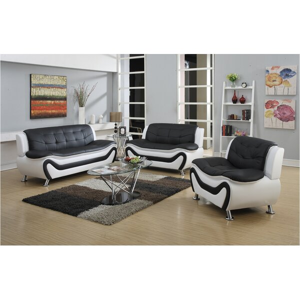 Machelle Configurable Living Room Set by Orren Ellis