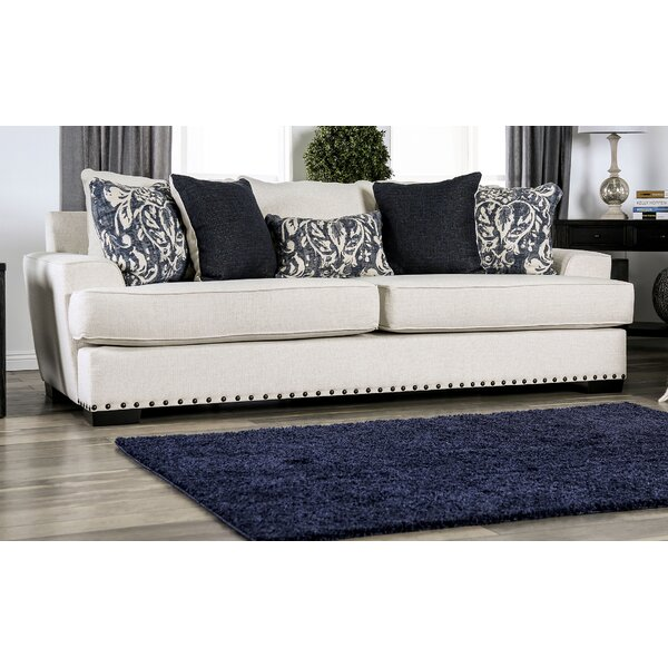 Aisling T-Cushion Sofa by Longshore Tides