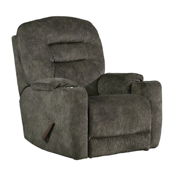 Front Row Manual Recliner By Southern Motion