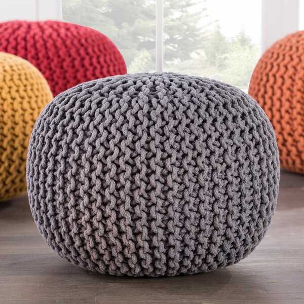 Georgette Pouf by Laurel Foundry Modern Farmhouse