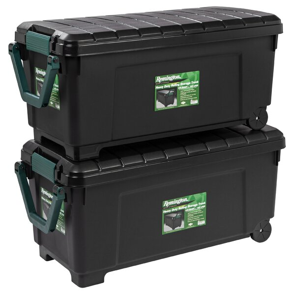 Gallon Trunk (Set of 2) by Remington
