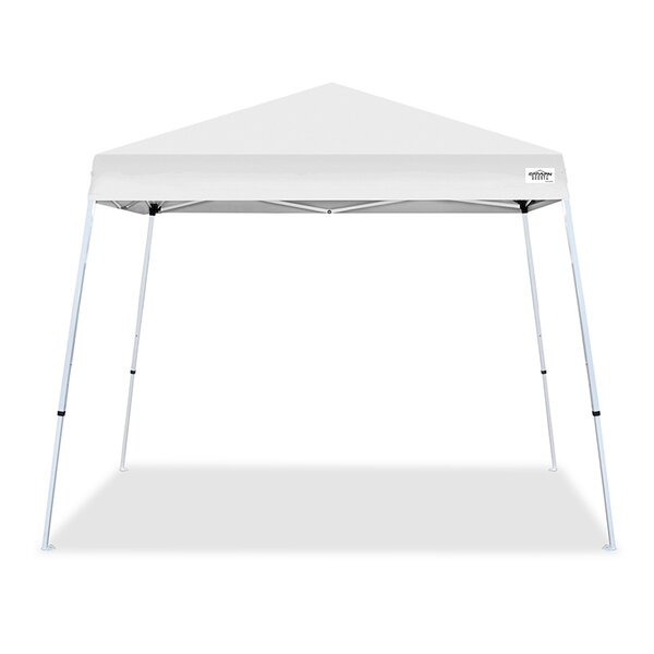 V-Series 2 10 Ft. W x 10 Ft. D Steel Pop-Up Canopy by Caravan Canopy
