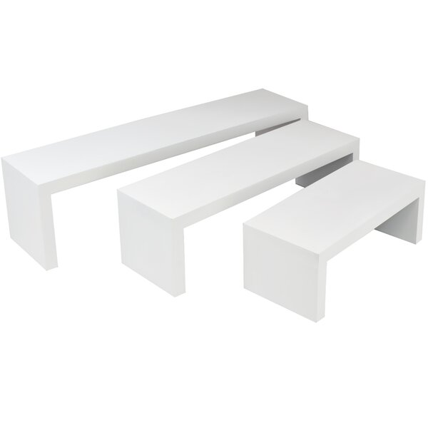 3 Piece Floating Shelf Set by Sorbus