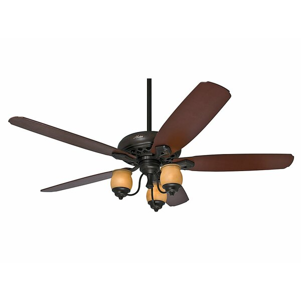 64 Torrence 5-Blade Ceiling Fan by Hunter Fan