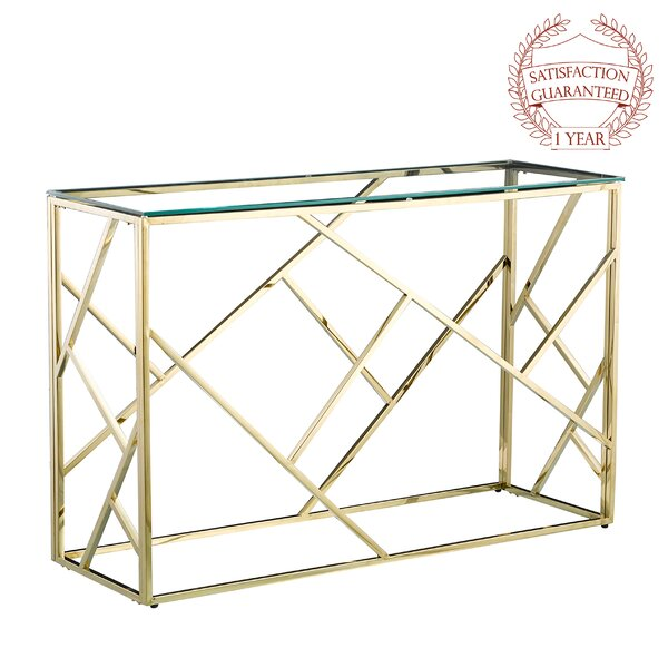 Review Wynonna Console Table