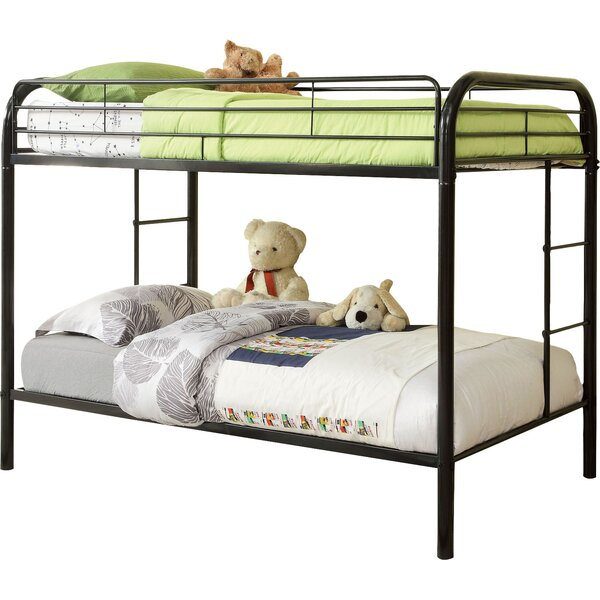 Prism Twin over Twin Bunk Bed by Hokku Designs