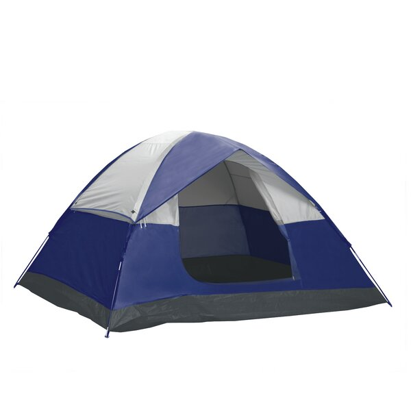 Pine Creek Dome 4 Person Tent with Carry Bag by Stansport