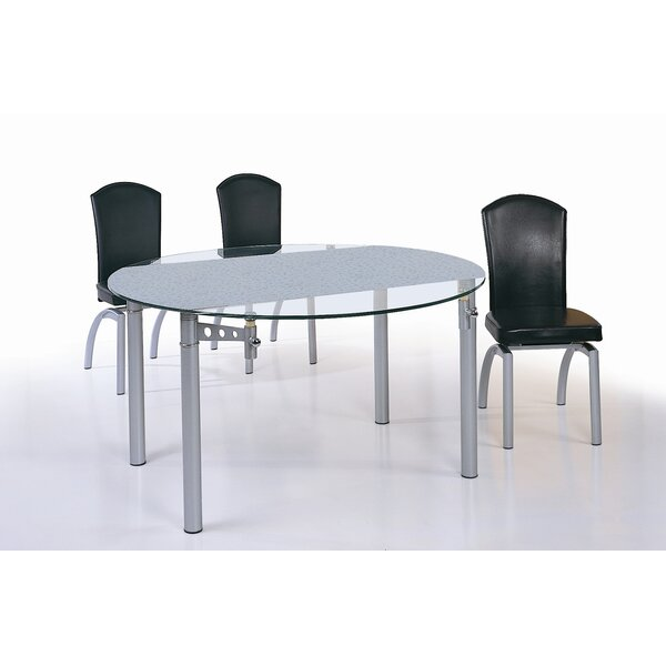 Aaden Extendable Dining Table by Hokku Designs