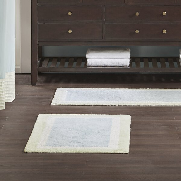 Stratford Tufted Bath Rug by Rosecliff Heights