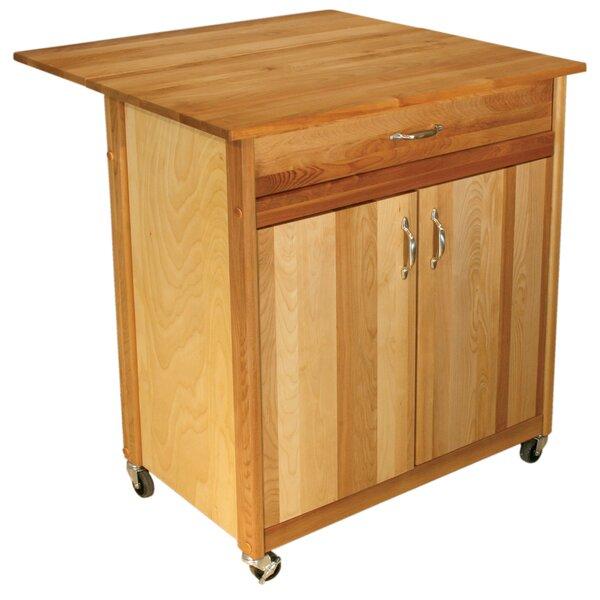Mid Size Kitchen Cart By Catskill Craftsmen, Inc. Design