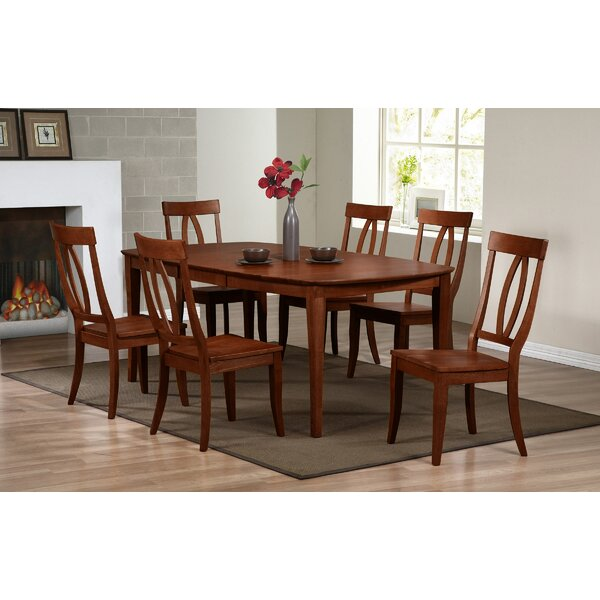 Mcdonell Extendable Dining Table by Alcott Hill