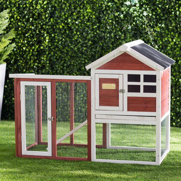 Arianna Rabbit Hutch by Archie & Oscar