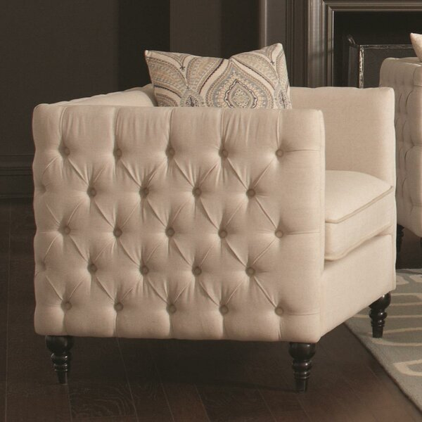 Allegra Armchair by House of Hampton