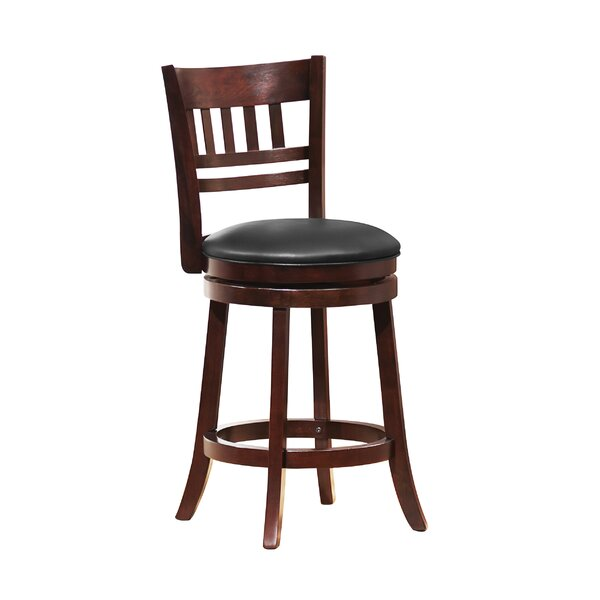 24 Swivel Bar Stool by Woodhaven Hill