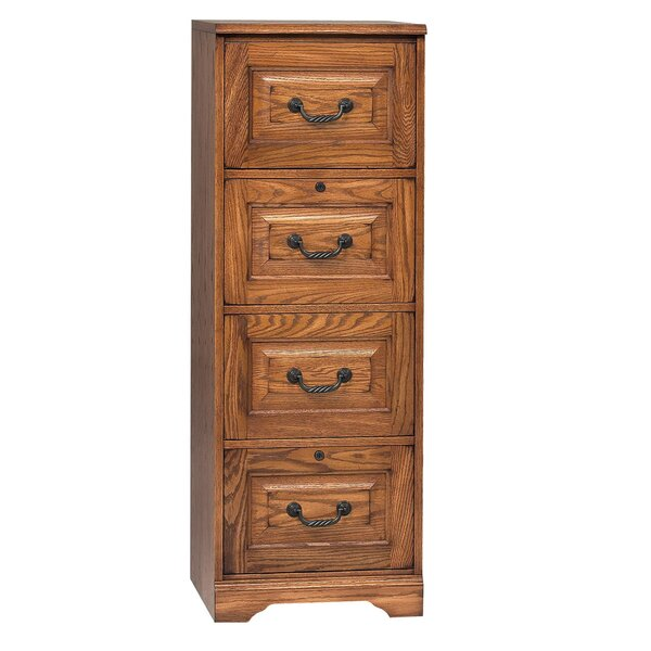 Southview 4-Drawer File Cabinet by Darby Home Co