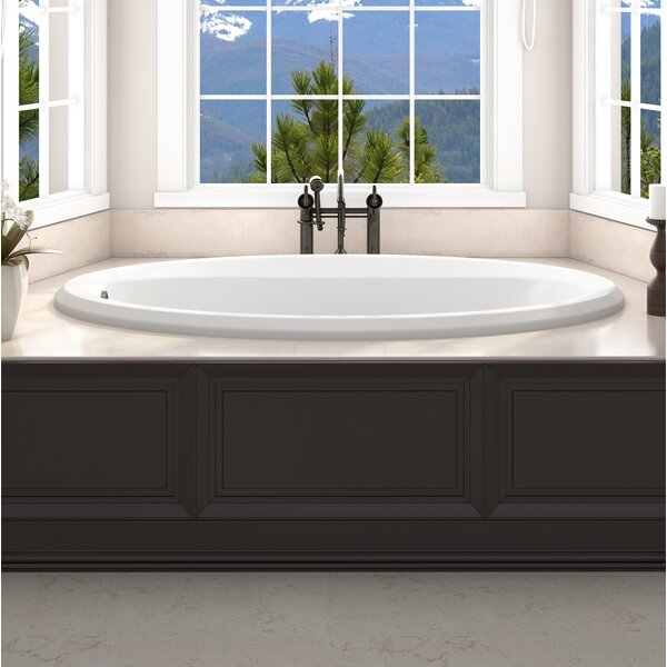 Signature® 72 x 36 Drop In Whirlpool Bathtub by Jacuzzi®