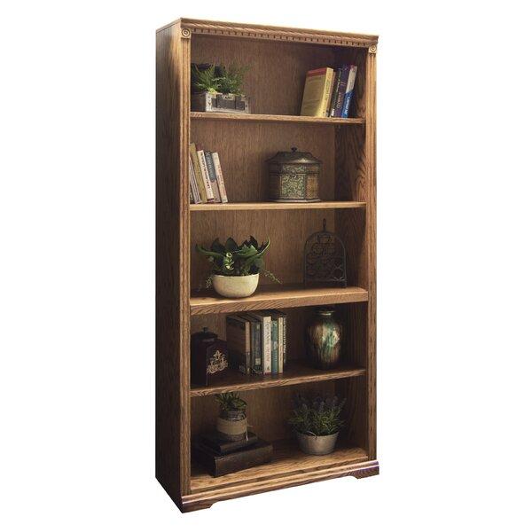 Review Scottsdale Oak Standard Bookcase