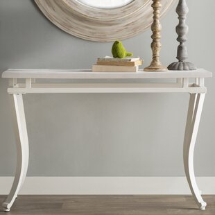 Fannin Rectangular Console Table By Ivy Bronx