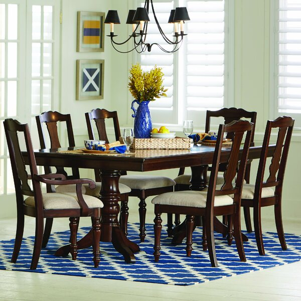 Curtice Extendable Dining Table by Darby Home Co