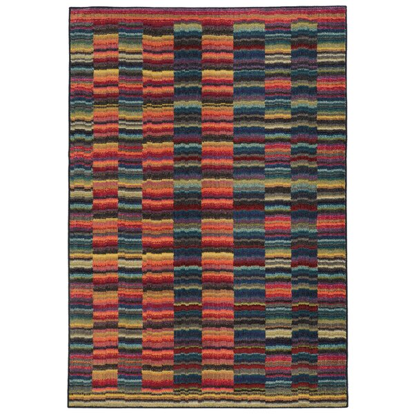 Expressions Abstract Area Rug by Pantone Universe