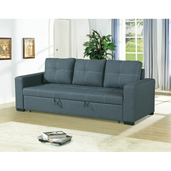 Charles-Brown Sleeper Sofa by Ebern Designs