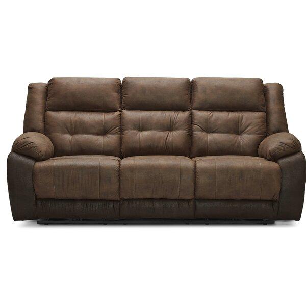 Zapata Reclining Sofa by Winston Porter