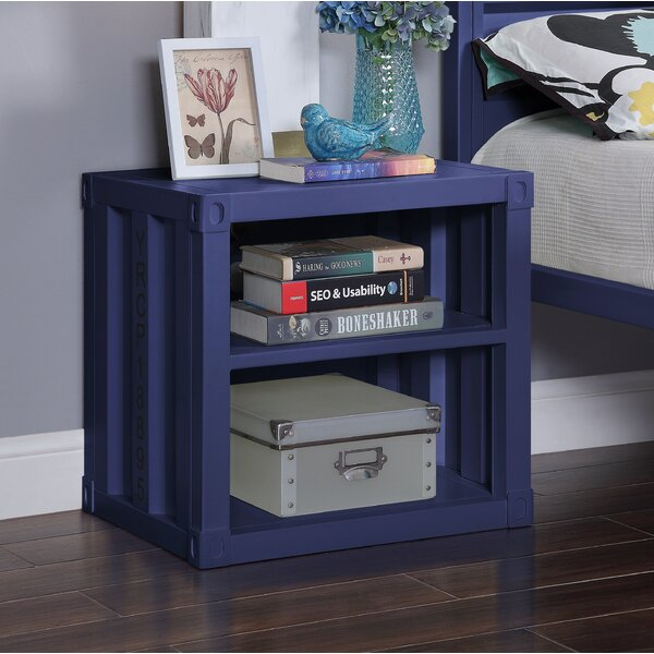 Parke 2 Tier Nightstand by 17 Stories