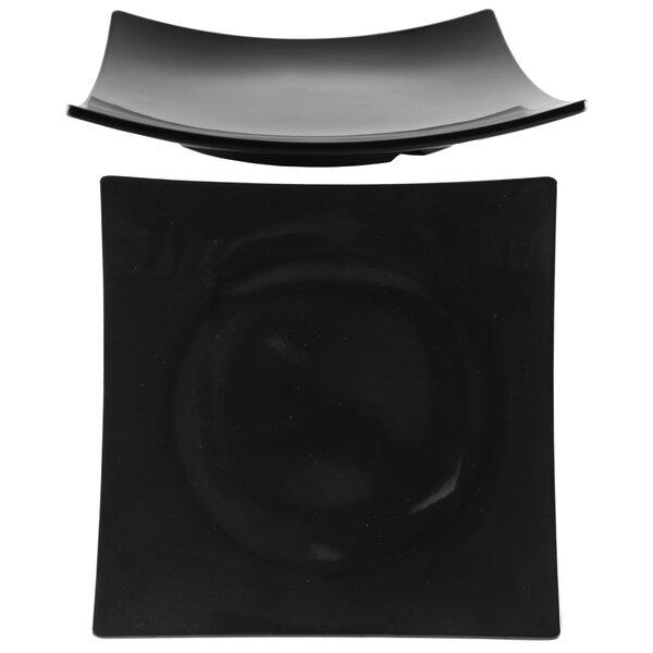 Clemson Melamine Flare 10 Dinner Plate (Set of 12) by Red Barrel Studio
