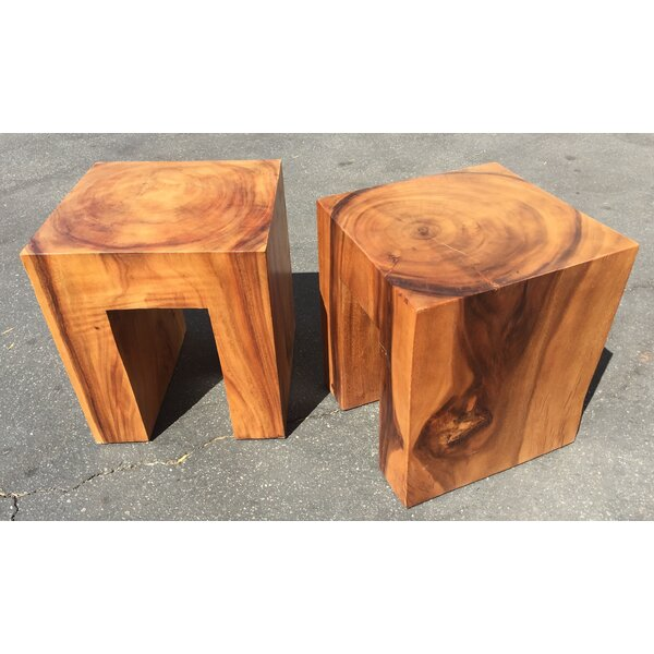 Creil End Table (Set Of 2) By Union Rustic