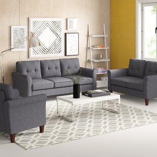 Peru Living Room Set by Zipcode Design™