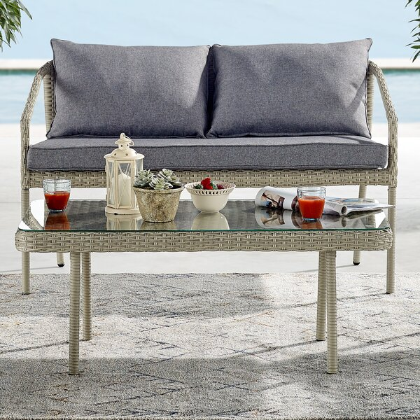 Pancoast Coffee Table by Highland Dunes