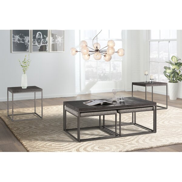 Bem 5 Piece Coffee Table Set By 17 Stories