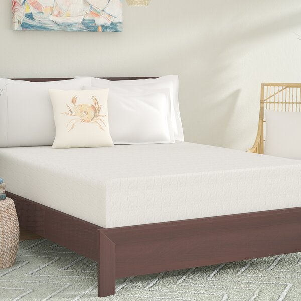 12 inch Medium Memory Foam Mattress by Alwyn Home