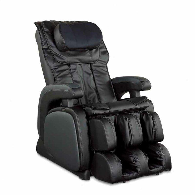Reclining Massage Chair cozzia 16028 zero gravity heated reclining massage chair & reviews