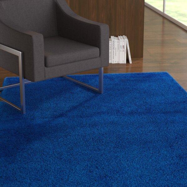 Dondre Dark Blue Indoor Area Rug by Ebern Designs