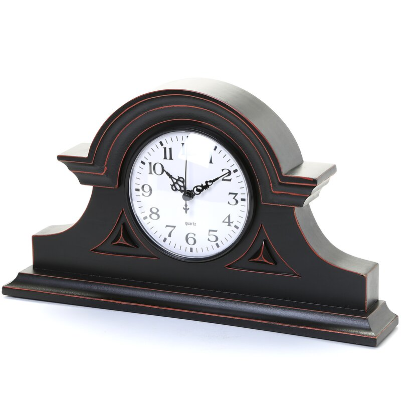 Chilton Table Clock