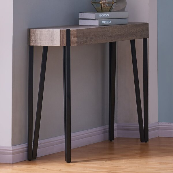 Jaquan Console Table by Union Rustic