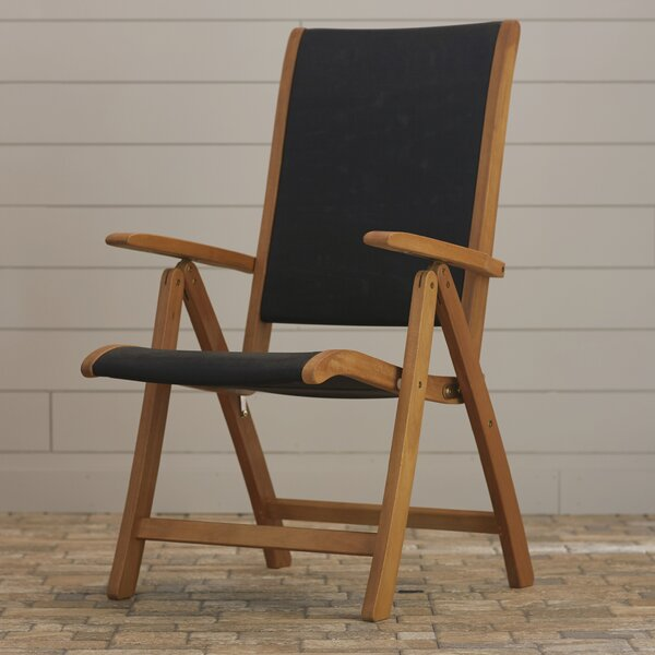 Sabbattus Reclining Beach Chair (Set of 2) by Breakwater Bay Breakwater Bay