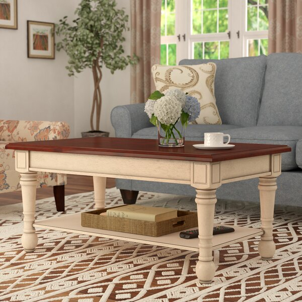 Hochstetler Classic Coffee Table by Three Posts