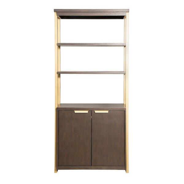 Navarrete Library Standard Bookcase by Brayden Studio